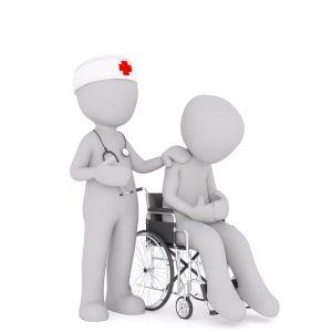 רופא ומטופל